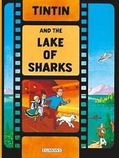 Tintin - Tintin and the Lake of Sharks New Album Book Herge