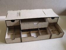 Storage Drawers for Paint Stand / rack warpaint Vallejo warhammer citadel 40k gw