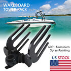 Aluminum Bat Wakeboard Tower Rack Surfboard  Wakeboard Tower Holder Water Sport