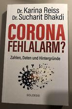 Corona Fehlalarm? - Daten, Fakten, Hintergründe - Dr. Sucharit Bhakdi