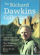 THE RICHARD DAWKINS COLLECTION - Three Ch4 Documentaries (3xDVD BOX SET 2008)