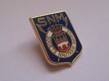 Pin´s blason SNM Société Nautique Marne (zamac)