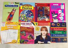 Lot Of 8 2nd Grade Homeschool Teaching Vocabulary Reading Writing