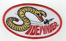 Sidewinder BC Patch Cat No M0810