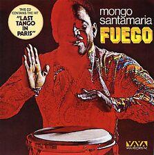 MONGO SANTAMARIA Fuego VAYA RECORDS Sealed Vinyl LP