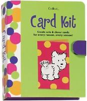 Card-Making Kit Create Cute & Clever Cards for Every Reason, Every Season (Coco