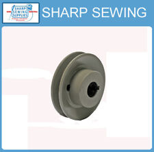 """INDUSTRIAL SEWING MACHINE CLUTCH MOTOR 3/4"""" BORE PULLEY SIZE 2 5/8"""" (#620)"""