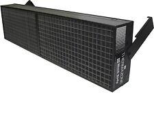 "BBC THERMAZONE BLACK BODY ELECTRIC INFRARED HEATER 48"" X 12"" 4800W 240V"
