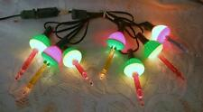 Christmas Tree Bubble Lights 6 Foot Light String Set