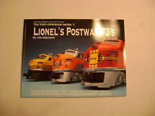 Lionel's Postwar F3's by Joe Algozzini