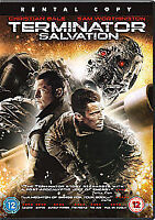 Terminator Salvation (Rental), Good, DVD, FREE & FAST Delivery