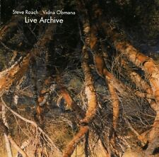 Steve Roach, Vidna Obmana – Live Archive * Grassow * Oophoi * Wiese * Very Rare