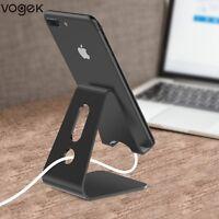Mobile Phone Holder Stand Aluminium Alloy Metal Tablet Universal For Apple