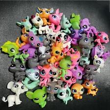 Random Pick Different Lot 10 Pcs Littlest pet shop Dolls Children LPS Figure Toy