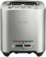 Breville Bta825bss The Smart Toast 2 Slice Toaster