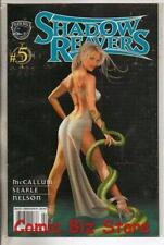 SHADOW REAVERS #5 (2002) BLACK BULL COMICS