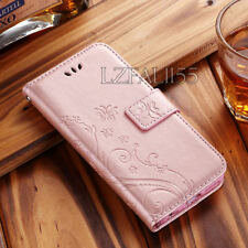 Luxury Flip Stand Magnetic Wallet Leather Case Cover For iPhone 8 7 6s Plus 5 SE