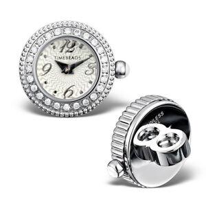 Timebeads Watch Charm & Free Bracelet TB1018WHCZ - RRP £85