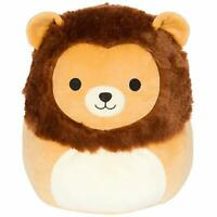 Large Squishmallow Brown Lion Animal Soft Plush Gift Toy Boys Girls Pet Stuffed