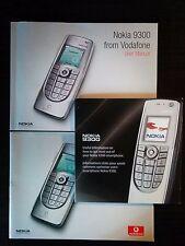 Manuali Guida utente Nokia 9300 + cd-rom software