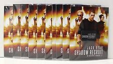 LOT of 10 JACK RYAN: SHADOW RECRUIT Movie Phone/Tablet Screen Cleaner DiGi-Mates