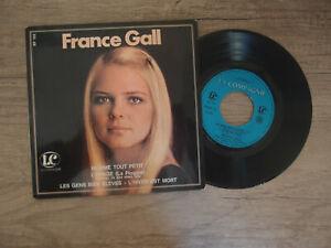 Disque vinyle 45 tours France Gall