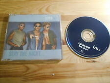CD POP IMX Stay the Night (1 Song) Promo MCA Records SC