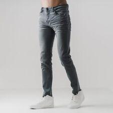 Né riche homme d'Osmium STITCH DOWN Penny Poche Jeans