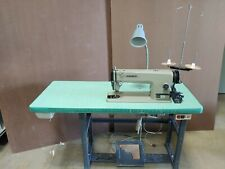 New Listingconsew Heavy Duty Industrial Sewing Machine Model Cn 2230 With Table