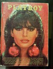 Playboy - December, 1966 Back Issue