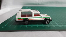 Corgi Juniors Matra Rancho DieCast Toy Car White Rainbow Italy Ireland Decals