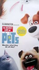 The Secret Life of Pets (2015) DVD with Digital Download