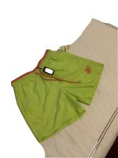 NEW VILEBREQUIN MENS SWIM SHORTS SIZE Small Color Lime Green/Pink