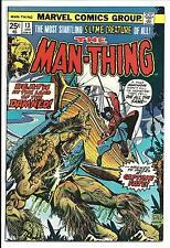 MAN-THING # 13 (JAN 1975), VFN-