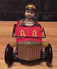 Vintage ANTIQUE KO BUMP'N GO HOT ROD Tin Toy. Made In Japan. Rare!