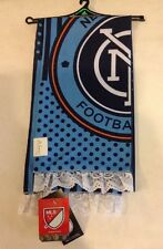 New York City FC Women's Sublimated Scarf Officially Licensed Product