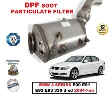 DPF SOOT PARTICULATE FILTER for BMW 3 SERIES E90 E91 E92 E93 330 d xd 2004->on