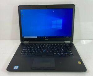 DELL Latitude E7470 Intel Core i5-6300U @2.40GHz 256GB SSD 8GB RAM