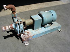 Worthington 1 Hp Pump 5 Inlet 25 Outlet