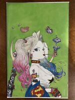Harley Quinn #1 - DC - 2021 - Amano One Per Store Virgin Variant Cover