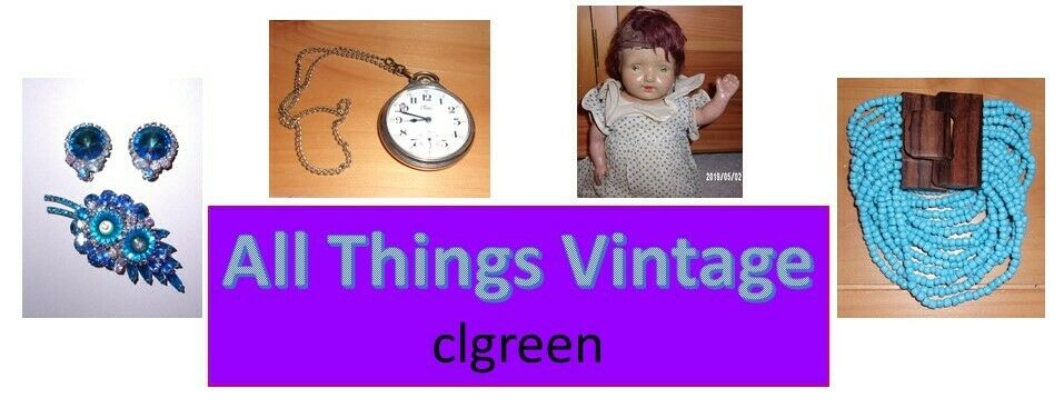 All Things Vintage clgreen