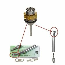 Big Dental Cartridge Rotor Ceramic Bearing Turbine for LED High Speed Handpiece