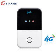 Wifi Mini Router 3G 4G Lte Wireless Portable Pocket Mobile Hotspot Sim Card Slot