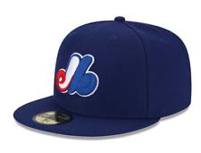 Монреаль икспос новой эры темно-дороги, подлинный, коллекция для поля 59 Fifty шапка
