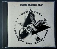 VARIOUS - THE BEST OF HAWKWIND FRIENDS & RELATIONS UK CD ANAGRAM 1993