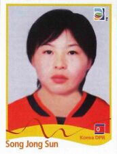Panini WM 2011 203 Song Jong Sun Korea DPR World Cup 11 Women Frauen