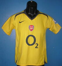 2005-2006 Arsenal Away Football Shirt [Medium Boys]  V.PERSIE 11