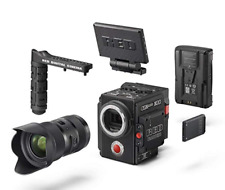 """RED RAVEN 4.5K DSMC2 CAMERA 161 hours With 4.7"""" Touch Screen, Lens & More"""