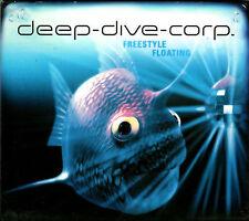 DEEP DIVE CORP freestyle floating CD 2005 digipak Long OOP