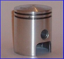 NEW PISTON PISTONS KIT WITH RINGS PISTÓN BENELLI 50 CITY MiniBike 1988 Cil.Crom.